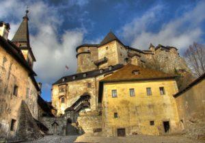 Orava-Castle-Dolny-Kubín-Zilina-Region-Slovakia